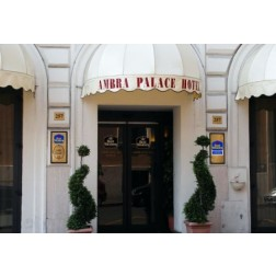 Hotel Ambra Palace in Rome