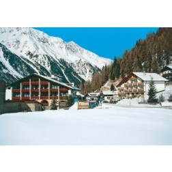 Hotel Alpina in Sulden am Ortler (Solda)