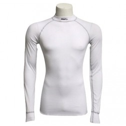 Craft thermoshirt lange mouw wit heren